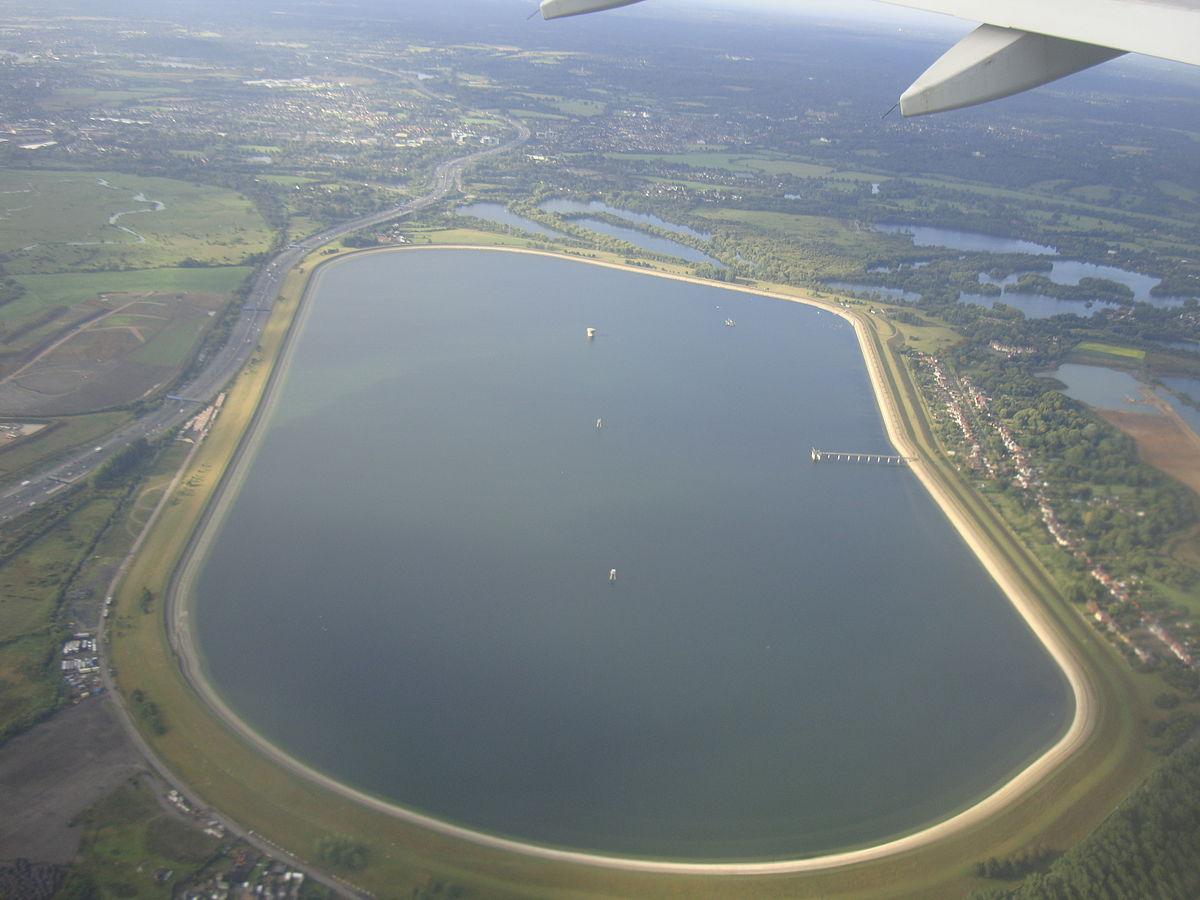 wraysbury reservoir wikipedia