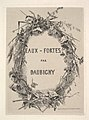 "Wreath of Wildflowers, title for ""Eaux-Fortes par Daubigny"" MET DP822237.jpg"