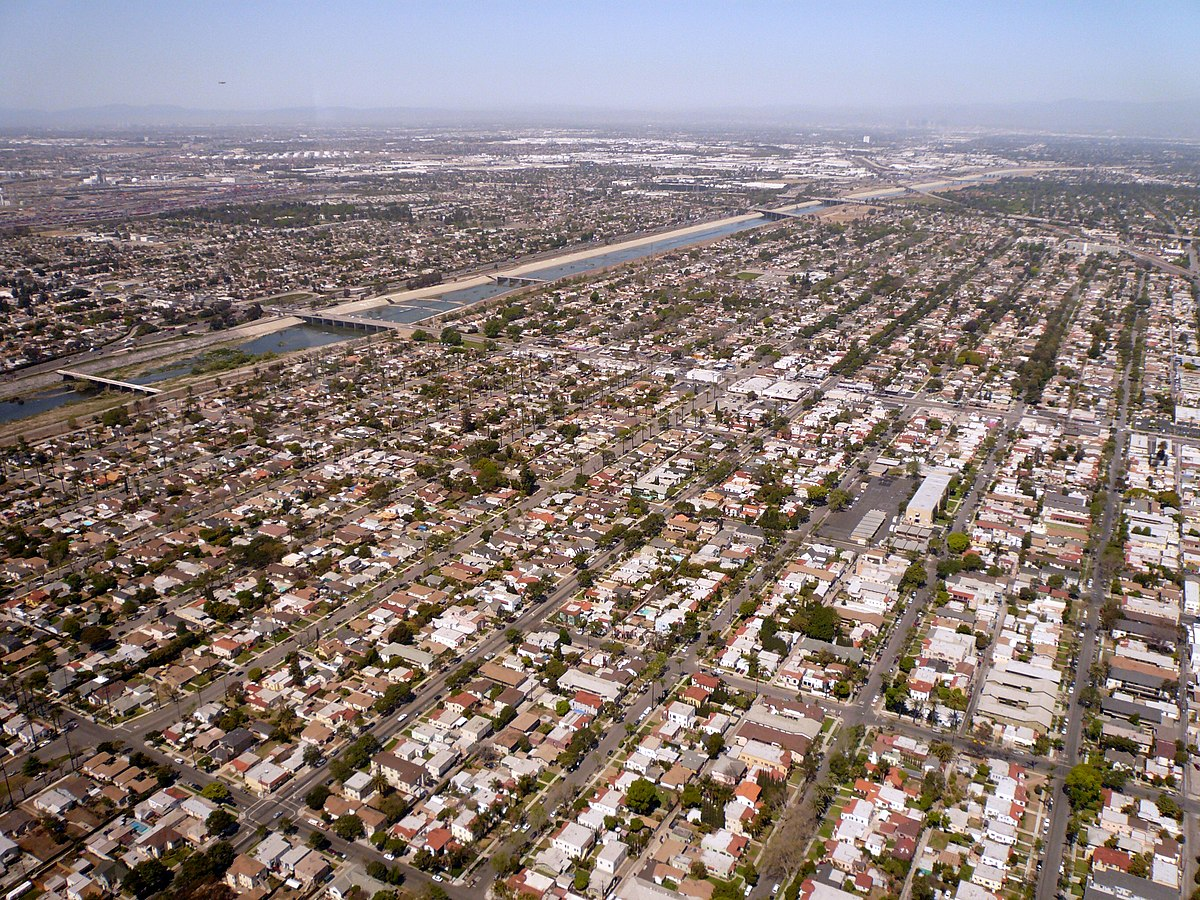 Wrigley Neighborhood, Long Beach, California