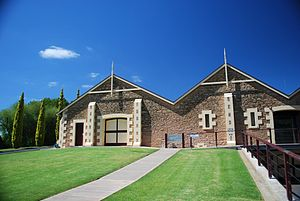 Coonawarra, South Australia - Wynns Coonawarra - Cellar Door