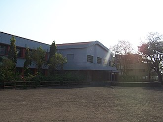St. Xavier's School, Kolhapur - School hall