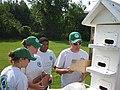 YCC students checking purple martin houses (9444963266).jpg