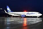 Yakutia Airlines, VQ-BMP, Boeing 737-86N (38549847676).jpg