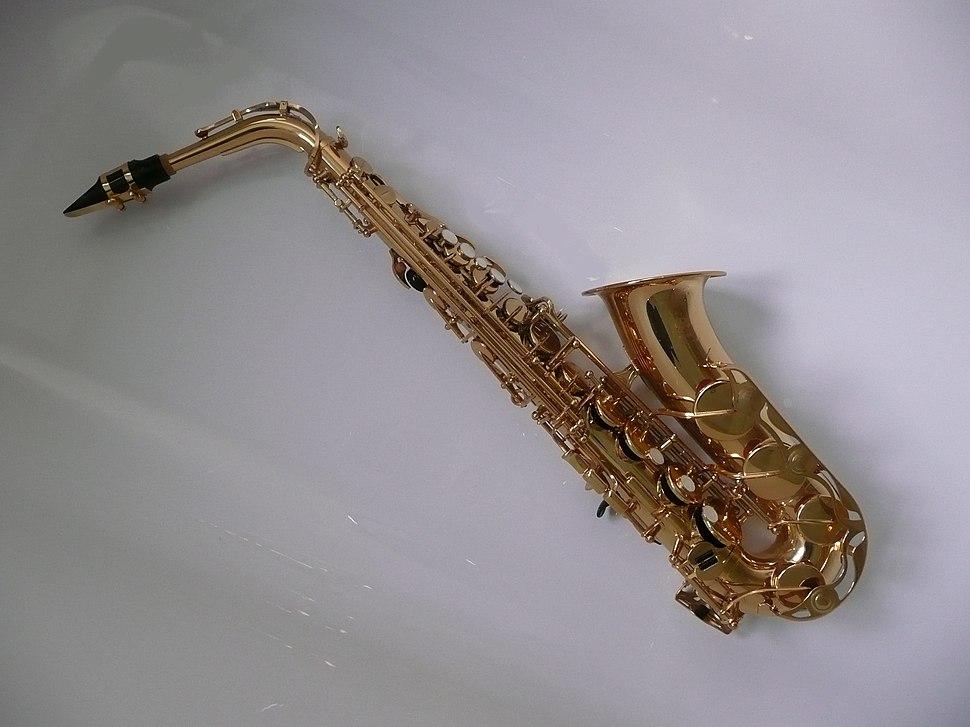 Saxophone - Howling Pixel