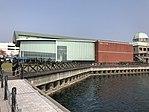 Yamato Museum from Yamato Wharf.jpg