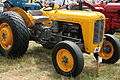 Yellow Massey Ferguson 35 during Melford Hall Vintage Rally in Long Melford, England.jpg