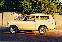 International Harvester Scout thumbnail