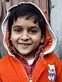 Young Boy in Street - Varanasi - Uttar Pradesh - India - 01 (12498573703).jpg