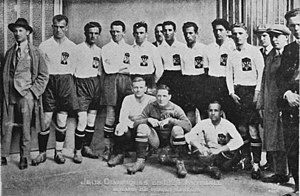 Yugoslavia national football team - Yugoslavia at the 1924 Summer Olympics