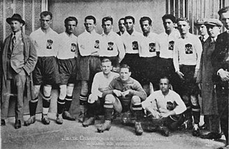 Football at the 1924 Summer Olympics - The Yugoslavia side made a poor performance.