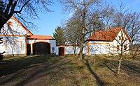 Záhoří (JH), old farm.jpg