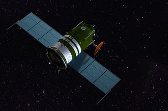 Soviet crewed lunar programs -  Zond (Soyuz 7K-L1) circumlunar spacecraft.