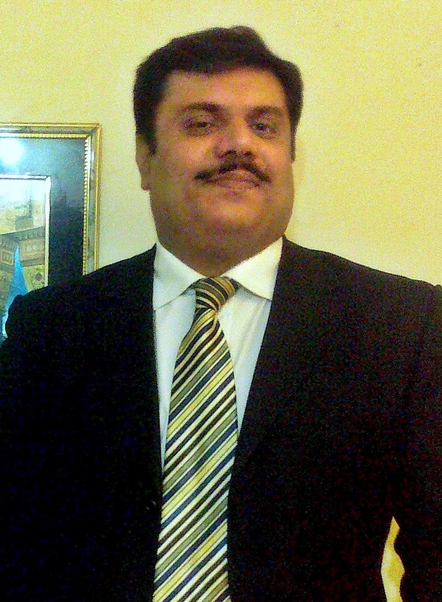 Zabir Saeed