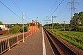 Zaprudnya railstation platform.jpg