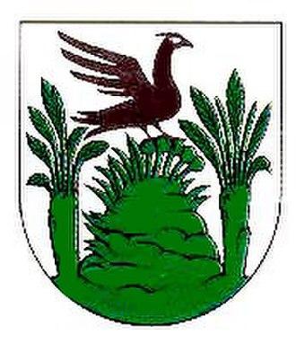 Zborov nad Bystricou - Image: Zborov CA
