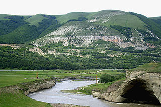 District in Karachay-Cherkess Republic, Russia