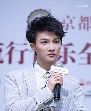 Zhou Shen Chinese male singer