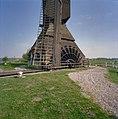 Zicht op de onderbouw van de molen - Kinderdijk - 20370382 - RCE.jpg