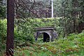 Zirl - Mittenwaldbahn - dritte von drei Brücken zwischen Brücke Wasserstollen und Rottenunterkunft Hochzirl.jpg
