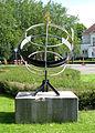 Zonnewijzer (1935) (Heetmanplein) 's-Hertogenbosch Jan Venrooy.jpg