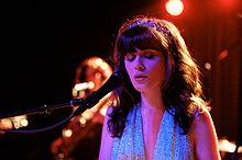 Zooey Deschanel of She & Him @ Mercy Lounge 16.jpg