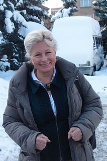 Zuzana Roithová Czech politician