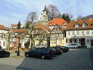 Zwingenberg Bergstraße Reiseführer Auf Wikivoyage