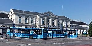 Zwolle railway station - Image: Zwolle, treinstation RM41815 foto 7 2016 06 05 09.55