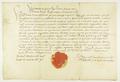 Zygmunt I Stary król polski przywraca wolność podatkową dla mieszczan poznańskich mieszkających pod zamkiem, która to wolność została zawieszona uchwałą sejmu w Piotrkowie na jeden rok..png