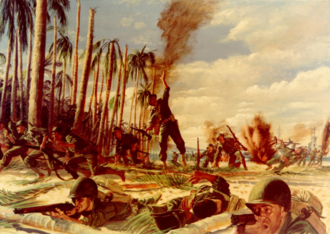 "34th Infantry Regiment (United States) - Image: ""Follow Me!"" DA Poster 21 43"