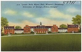 Jennie Belle Myers Hall