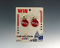 """WIN"" earrings.JPG"