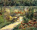 Édouard Manet - Banc (RW 375).jpg