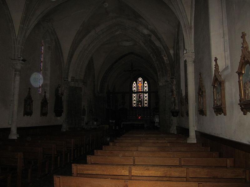 église Notre-Dame de fr:Cérences