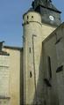 Église Saint-Romain de Curzon (tourelle du XIIe siècle).png