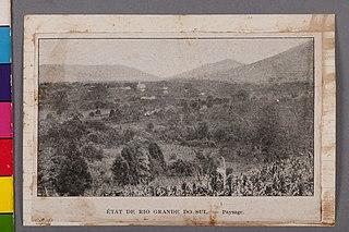 État de Rio Grande do Sul - Paysage