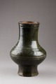 Östasiatisk keramik. Urna ett gravfynd från 206 f Kr - 220 e Kr Handynastin - Hallwylska museet - 96095.tif