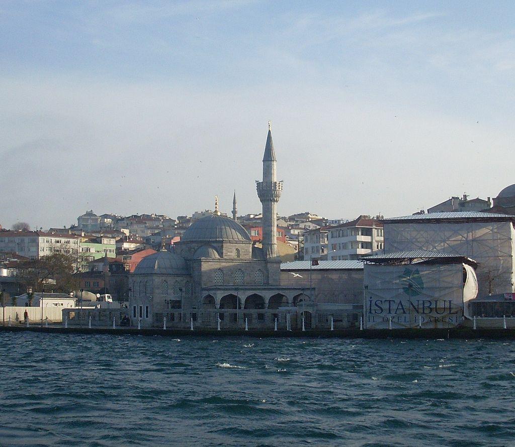 İstanbul - Şemsi Paşa (Kuşkonmaz) Camii, Üsküdar r4 - Şub 2013