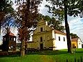 Żdzanne, kościół p.w. Św. Michała Archanioła z dzwonnicą.jpg