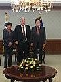 Επίσκεψη Υπουργού Εξωτερικών, Ν.Κοτζιά, στη Δημοκρατία της Κορέας (23874636057).jpg
