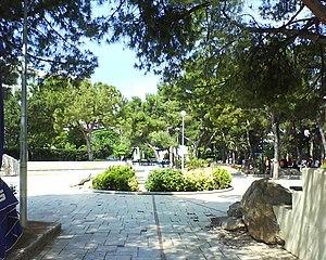 Neo Psychiko - Eleftherias Square