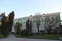 Адмінкорпус Тернопільського державного медичного університету. Тернопіль, Майдан Волі, 1 - 2015-11-04.jpg