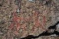 Археологический памятник Ангирская писаница «Малтай-Шулуун» (фрагмент).jpg