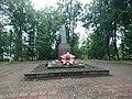 Братская могила советских воинов, улица Соборная, Волоколамск.jpg