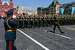 Военный парад на Красной площади 9 мая 2016 г. (862).jpg
