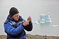 В поисках энтомофауны на фоне айсбергов.jpg