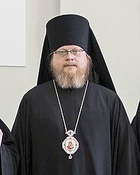 Епископ Тихон (заццев) на актовом дне в СПбДА. 1 сентября 2016.jpg