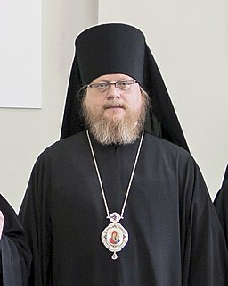 Tikhon (Zaitsev) Russian Orthodox Archbishop of Berlin and Germany