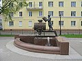 Кронштадт. Ленинградская 2 (музей истории Кронштадта), Водовоз.jpg