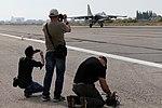 Работа журналистов на авиабазе «Хмеймим» в Сирии (9).jpg